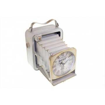 Reloj sobremesa cámara...