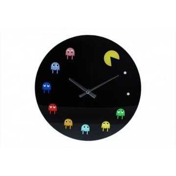 Reloj pared comecocos 30cm
