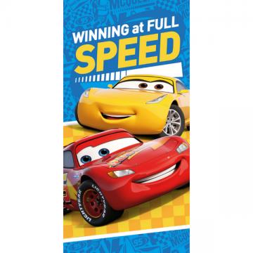 Toalla de playa Cars Speed...