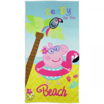 Toalla de playa Peppa Pig...