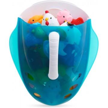 Recoge-juguetes para el baño