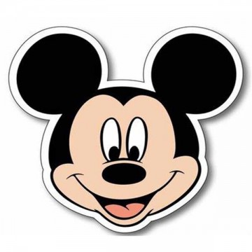 Toalla Mickey Mouse Forma