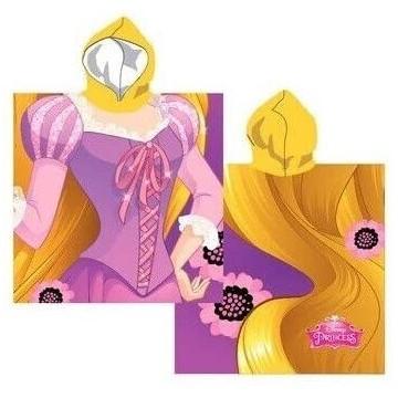 Poncho Infantil Princesas...