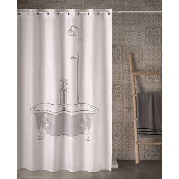 Cortina de baño modelo BATH...
