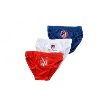 Pack 3 Slips Niño Atlético...
