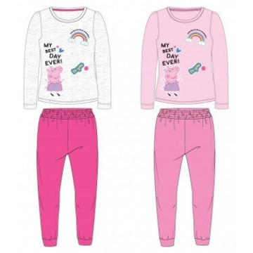 Pijama infantil Peppa Pig...