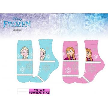 Pack 2 pares calcetines FROZEN